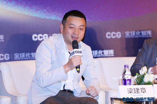 携程联合创始人、执行董事局主席,CCG资深副主席梁建章