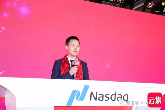 云集创始人、CEO肖尚略