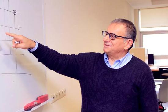 埃达尔·阿勒坎教授