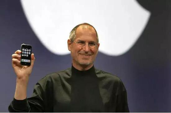 世界上第一部iPhone