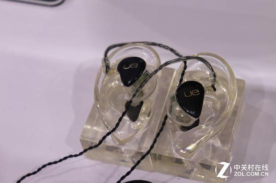 UE18+PRO 18单元动铁入耳定制耳机