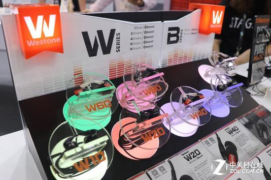 威士顿W系列耳机