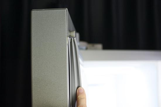 _大屏带来更多智慧 云米互联网冰箱21face 428l评测