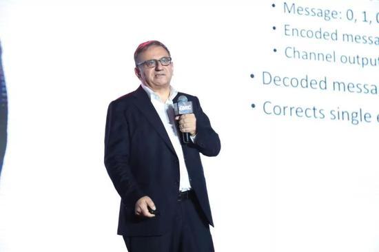 任何的技术都有优势和劣势,那么在阿里坎看来,5G技术现在最大的缺点是什么?