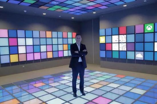 柯睿傑(Alain Crozier)| 微軟全球資深副總裁、大中華區董事長兼首席執行官