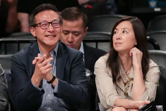 """左手商业右手篮球,蔡崇信开启人生""""新赛季"""""""