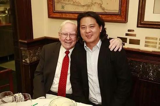 曾与巴菲特共餐,天神娱乐董事长朱晔如今身陷危局