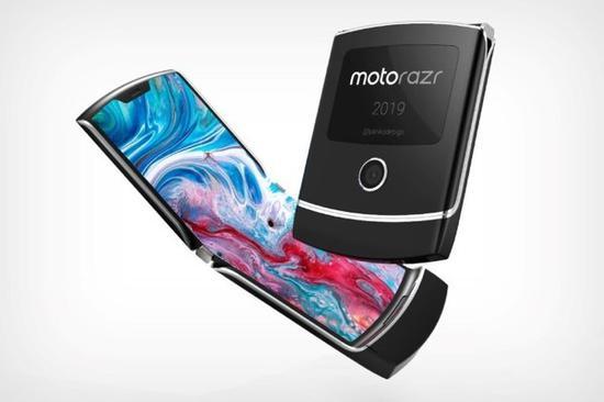 摩托罗拉RAZR折叠手机年底开售 价格比华为三星便宜