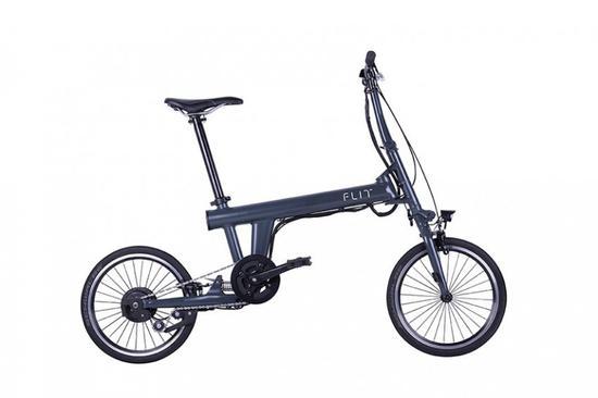 前捷豹路虎工程师造折叠电动自行车 售价过万