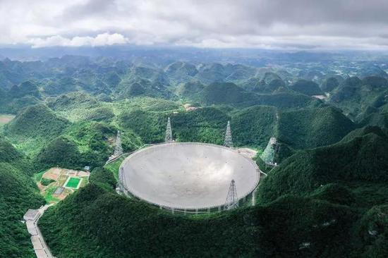 FAST将实现对天文现象的高精度测量。