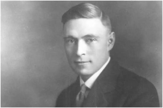 图丨1923 年诺贝尔生理学或医学奖得主弗雷德里克·G·班廷