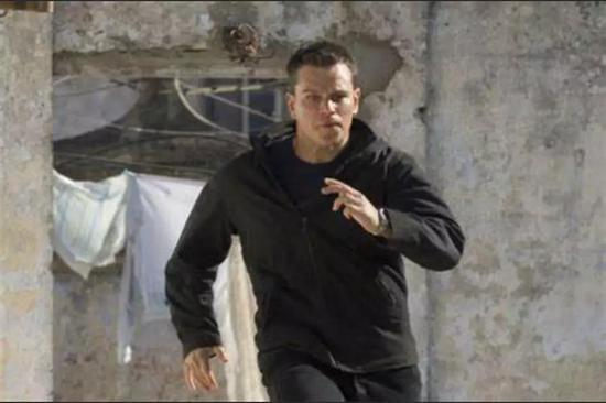 《谍影重重》系列包含有大量的追逐和反追逐场面