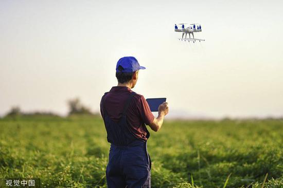 农业植保将成为大疆和极飞的战场