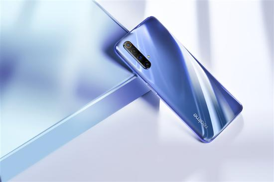2020年首款旗舰 realme真我X50 5G来了:120Hz稳了