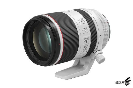 再添一镜!佳能今年将推出RF70-400mm镜头