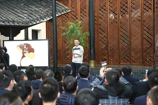 """45名创业者齐聚湖畔大学"""""""