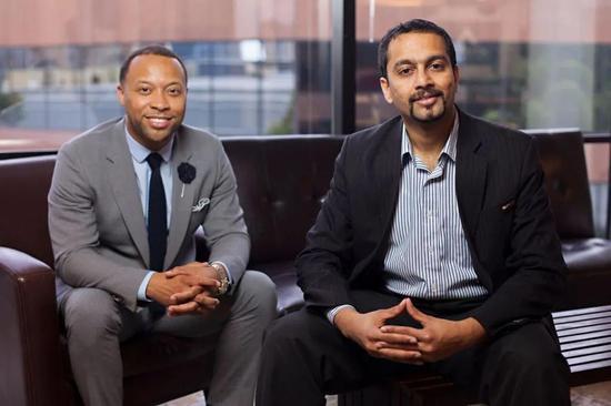 (Pindrop的CEO(右)和CTO(左),图片来自网络)