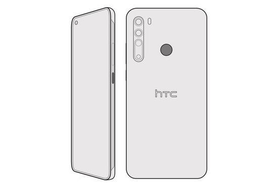 HTCDesire20Pro设计曝光:全新设计配置令人意外