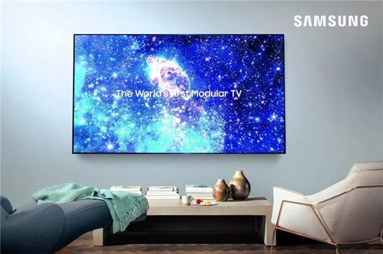 三星将于9月推出Micro LED电视 抗衡OLED阵营