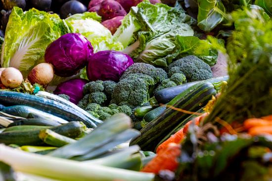 蔬菜。圖片來源:pexels.com