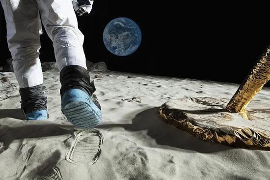 """新发现!安全探月,地球磁场这把""""保护伞""""也不是十分靠谱"""
