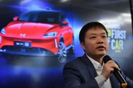 小鹏汽车创始人谈创业和电动汽车:不做井底之蛙