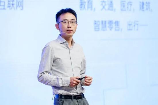 腾讯云副总裁、CSIG产业生态合作负责人陈广域