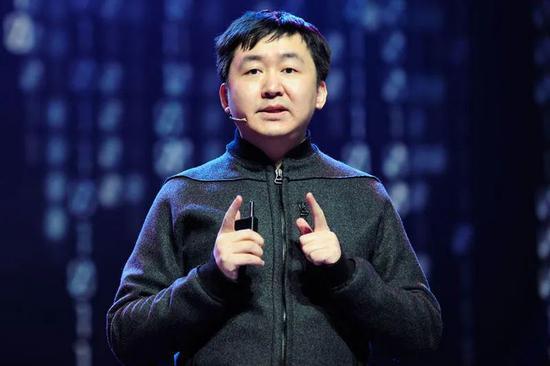 搜狗CEO,王小川