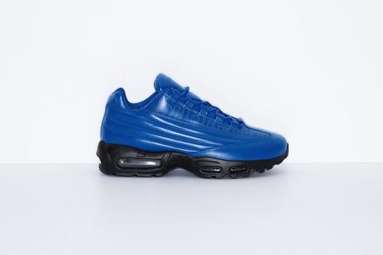▲ Supreme x Nike Air Max 95。