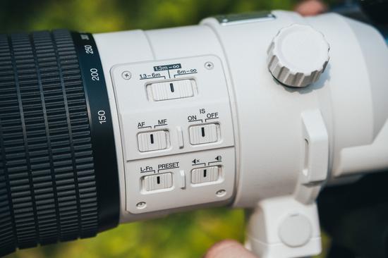 2000mm从未如此轻松手持 奥林巴斯150-400/4.5+1.25x望远镜头试用