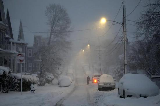 寒潮暴风雪席卷北半球,日本一度电都卖到15块4毛钱了