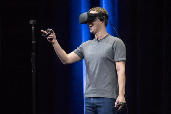 VR扯掉了中国科技圈的遮羞布