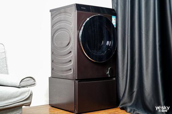 呵护衣物 海信初彩洗衣机试用评测