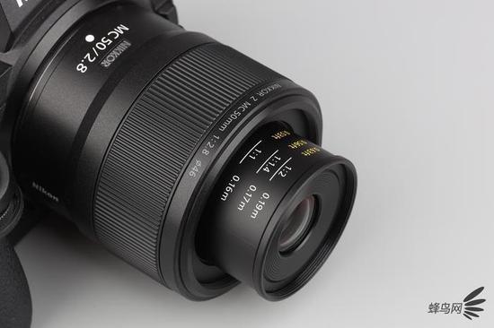 小巧轻便画质犀利 尼克尔Z MC 50mm f/2.8微距评测