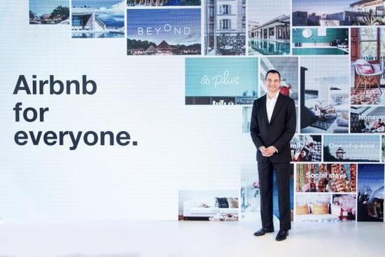 Airbnb中国区主席:两年后中国会成为我们最大客源国