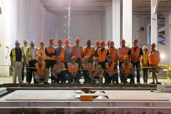 加州圣佛南多市的商业建筑商Bernards将作为FF工厂的总承包商