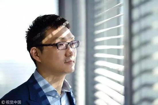 拼多多創始人、CEO黃錚