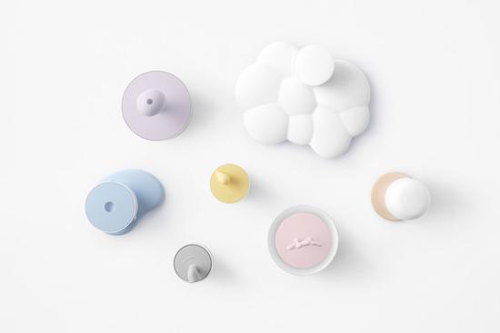 日本工作室nendo推出简约一系列IoT家居用品