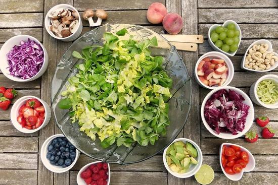 補充膳食纖維(圖片來源:Pixabay)