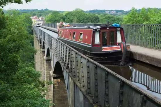 英国庞特基西斯特水道桥