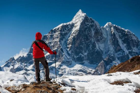 无氧登山者
