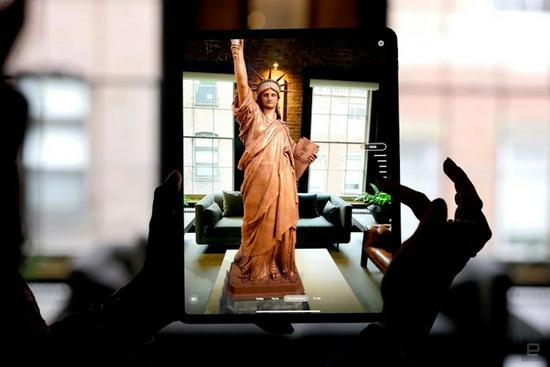 起底库克对AR的爱:连续5年站台,押注苹果下一个未来