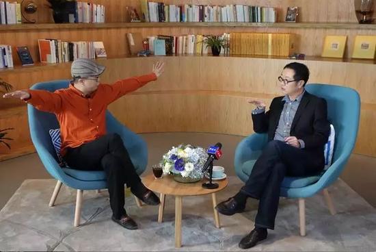 对话刘慈欣:人工智能是不是新人类?