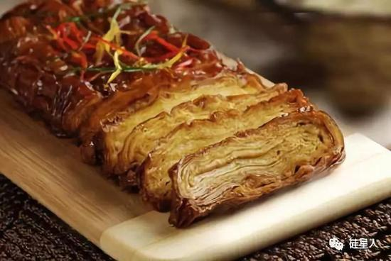 中华著名分子料理——素鸡