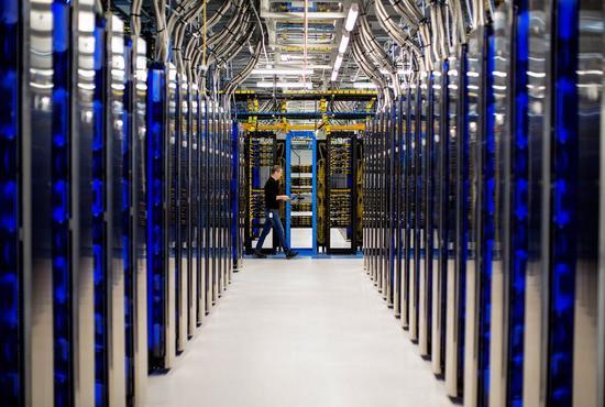 微軟數據中心