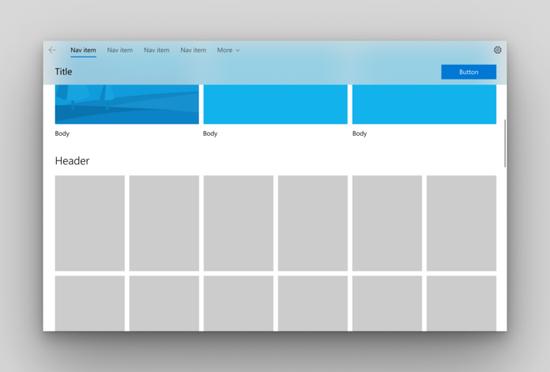 Windows 10窗口去掉1像素边框替换为阴影