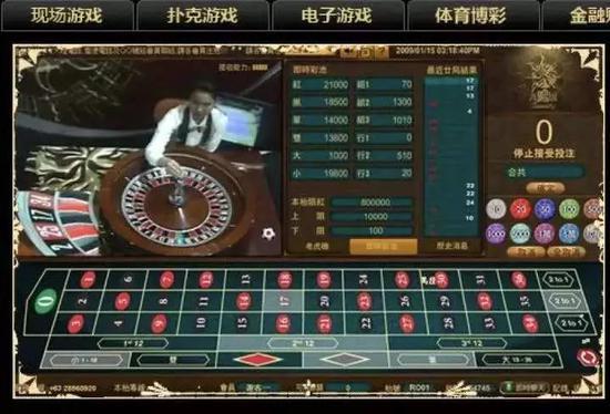 在线网络赌博平台截图