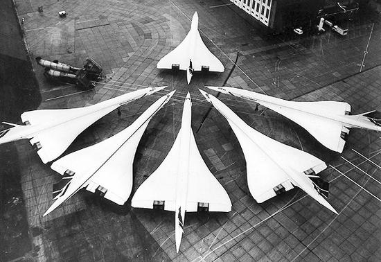 (法航曾经是唯二保有协和机队的航空公司。 图源:法航)
