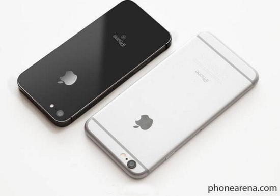 苹果iPhoneSE2渲染图