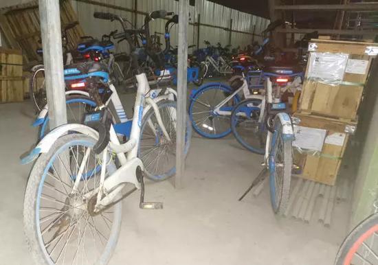 杭州一工地现近60辆被破坏共享单车 项目部赔偿1.2万